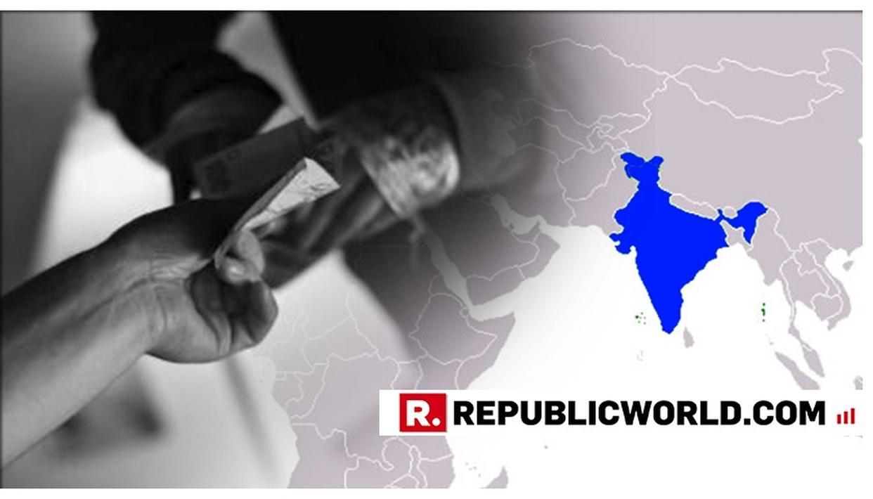INDIA IMPROVES RANKING ON CORRUPTION