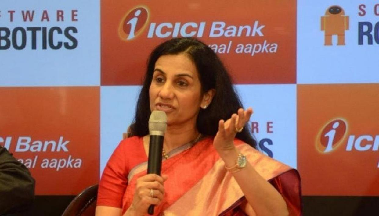 BIG: ICICI BANK FINDS CHANDA KOCHHAR TO BE IN VIOLATION OF ITS RULES, INDIAN LAWS