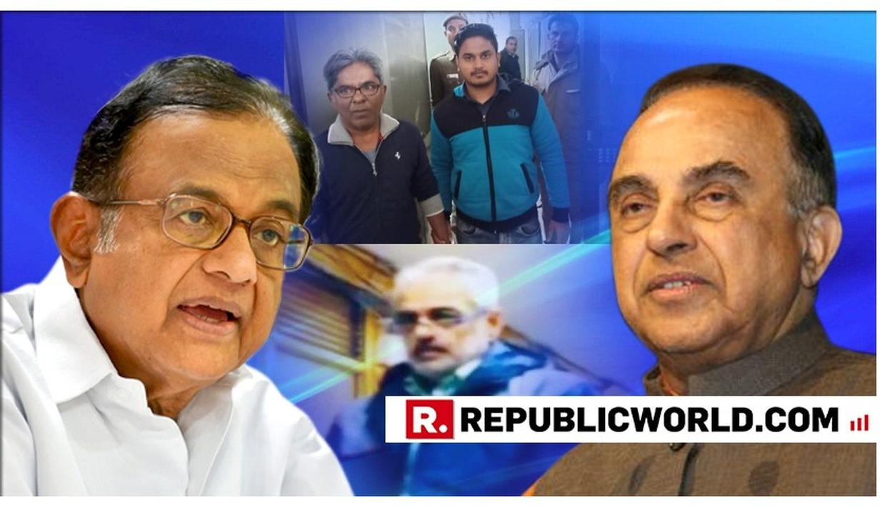 "WATCH: SUBRAMANIAN SWAMY HAILS PM MODI FOR ""UNPRECEDENTED"" DEPORTATION OF RAJIV SAXENA AND DEEPAK TALWAR, P CHIDAMBARAM SAYS NOTHING ACHIEVED YET"