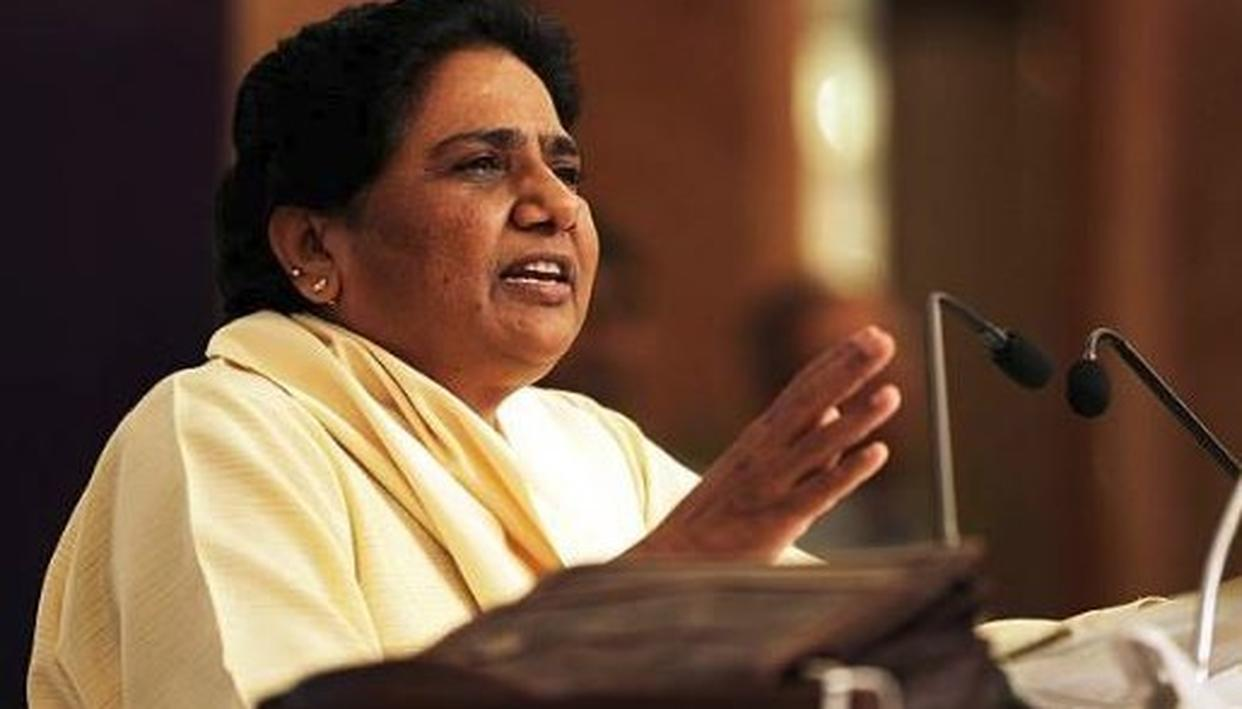 ED RAIDS MULTIPLE LOCATIONS IN LUCKNOW IN RELATION TO MAYAWATI STATUE CASE