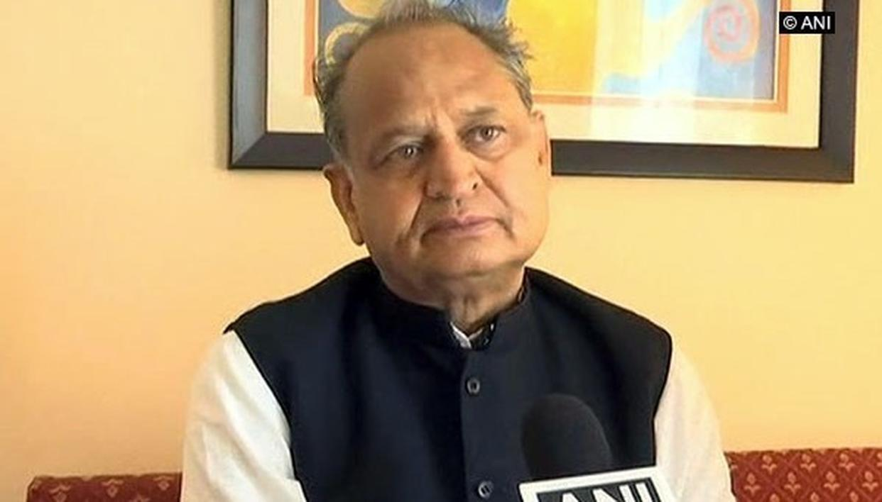 WILL LEAVE NO STONE UNTURNED TO PROMOTE INDUSTRIES IN THE STATE: ASHOK GEHLOT