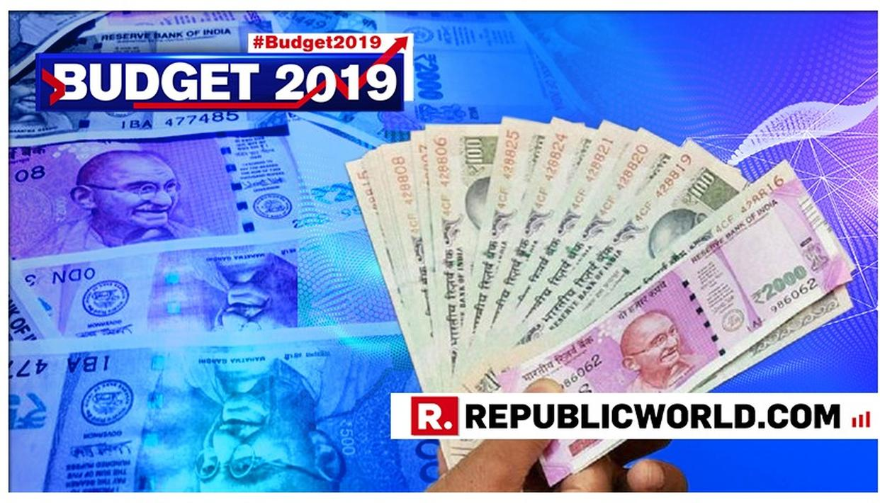BUDGET 2019: WHAT IS FISCAL DEFICIT AND WHY IS IT IMPORTANT? HERE'S ALL YOU NEED TO KNOW