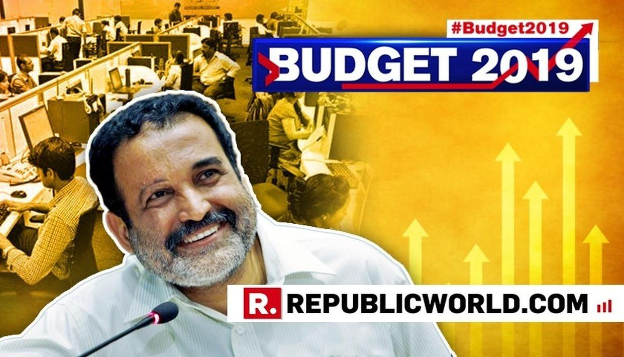 WATCH | AHEAD OF UNION BUDGET, MOHANDAS PAI COUNTERS OPPOSITION CLAIMS OF JOBLESS GROWTH