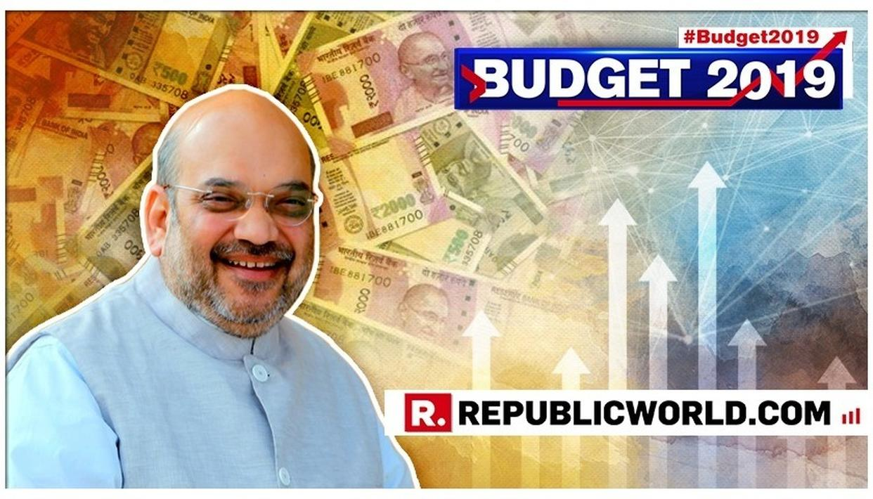 "WATCH: ""BUDGET MET THE EXPECTATIONS OF FARMERS, WORKERS AND MIDDLE CLASS,"" SAYS BJP CHIEF AMIT SHAH HAILING THE INTERIM BUDGET 2019"
