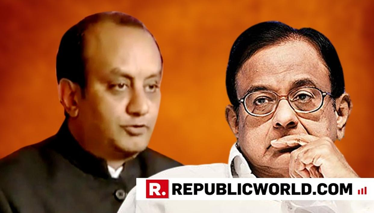 BJP'S SUDHANSHU TRIVEDI CALLS OUT CHIDAMBARAM FOR ACCOUNT FOR VOTES' REMARK