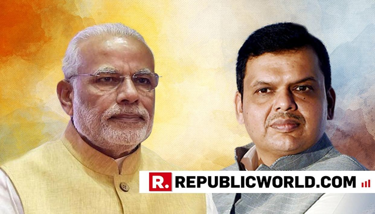 MODI IS 'KING OF JUNGLE', SAYS FADNAVIS
