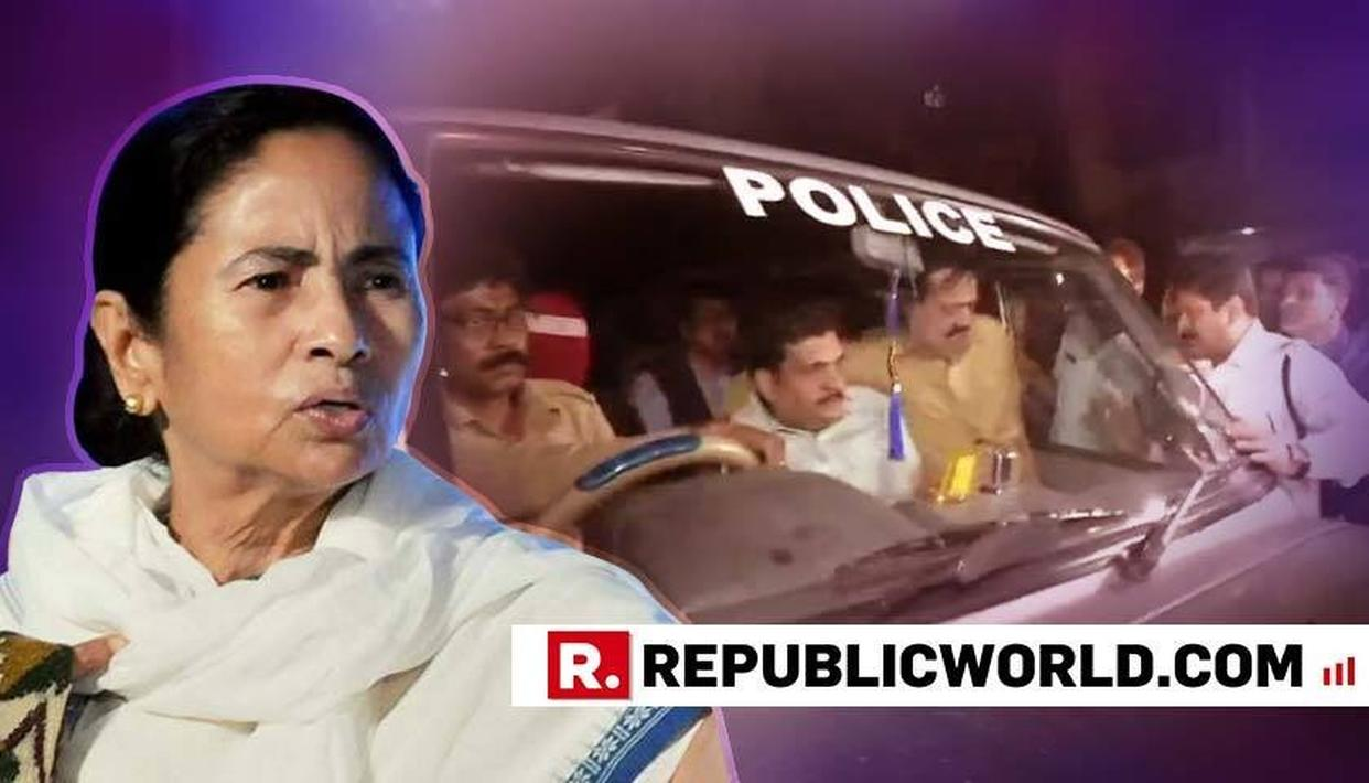 "WATCH THIS: ""NOT AFRAID TO DIE BUT I WILL SAVE THE COUNTRY"", SAYS MAMATA BANERJEE SITTING ON AN IMPROMPTU DHARNA AFTER CBI VS KOLKATA POLICE DRAMA EXPLODES"