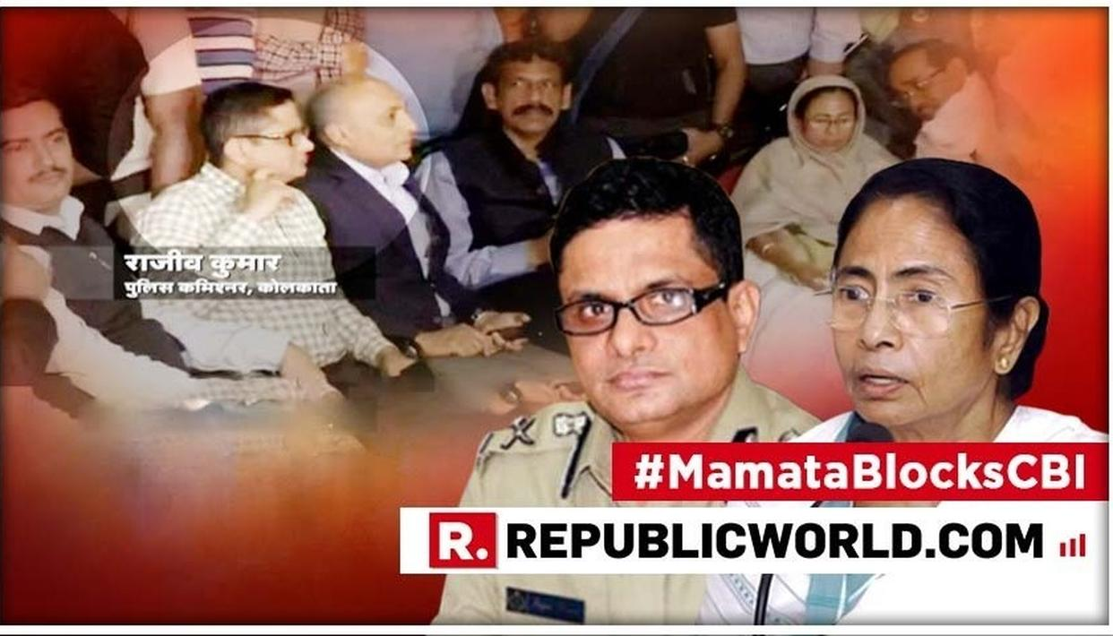 #MamataBlocksCBI: 10 DEVELOPMENTS