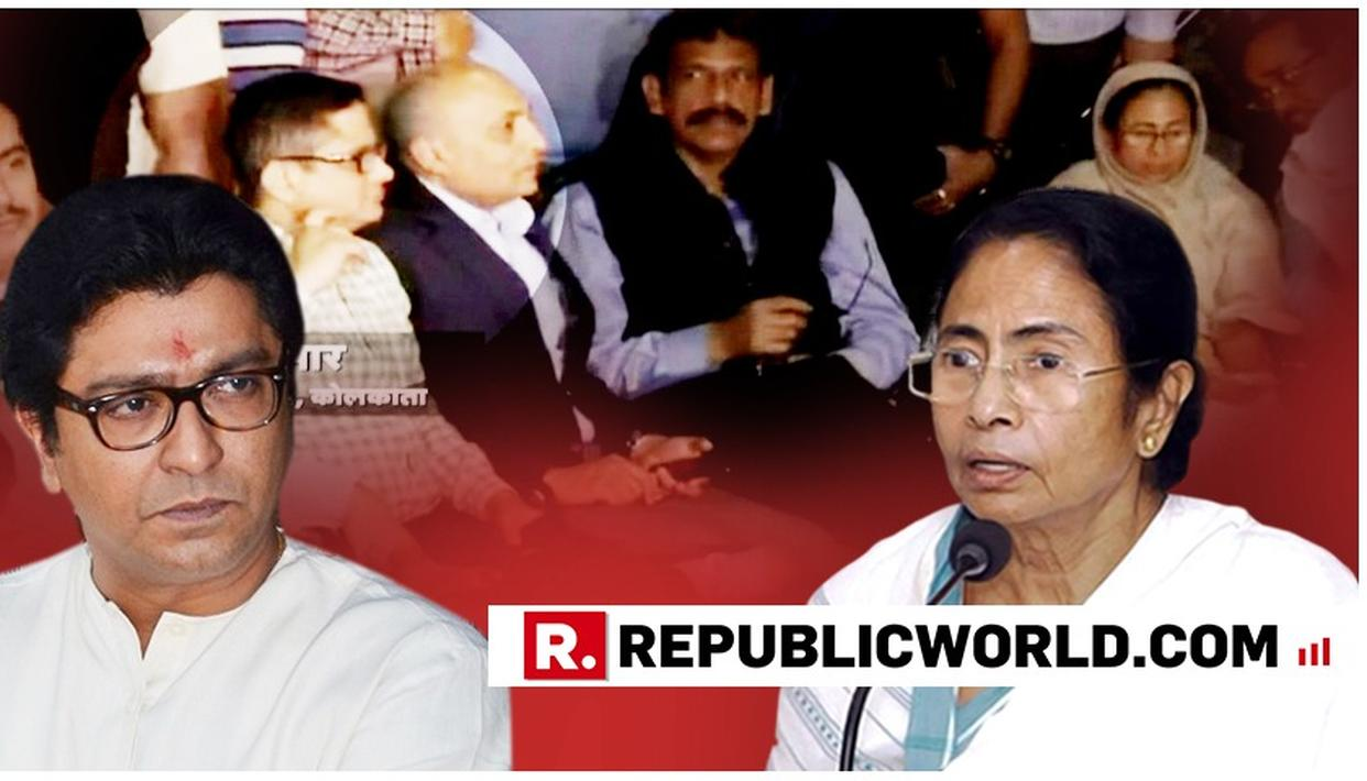 RAJ THACKERAY BACKS MAMATA BANERJEE IN HER FIGHT AGAINST CENTRE