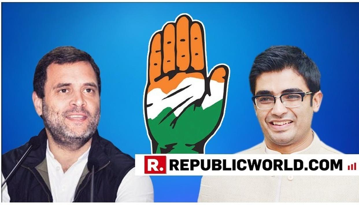 CONGRESS NATIONAL SPOKESPERSON JAIVEER SHERGILL APPLIES FOR TICKET TO CONTEST LOK SABHA POLLS FROM PUNJAB