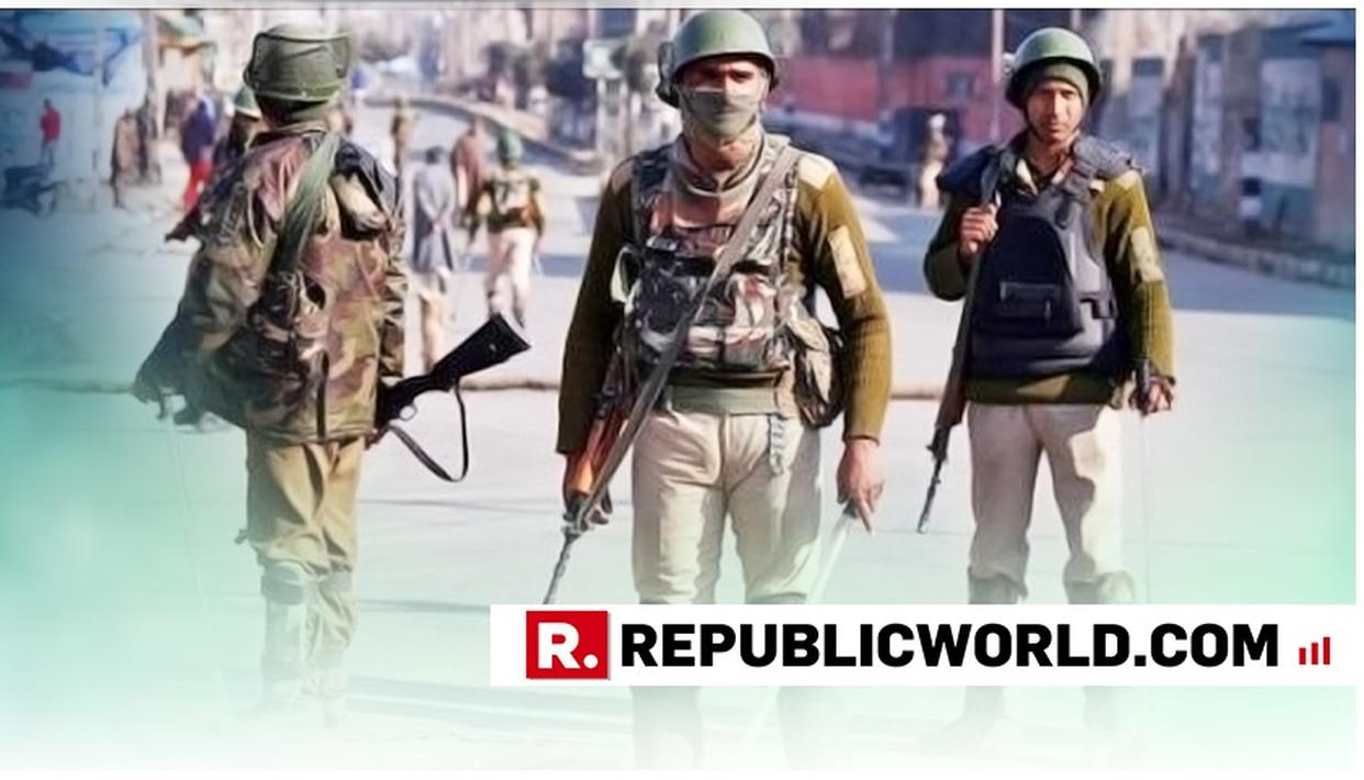 J&K POLICE ORDERS PSO RESHUFFLE, TARGETS STEMMING WEAPONS LOOT