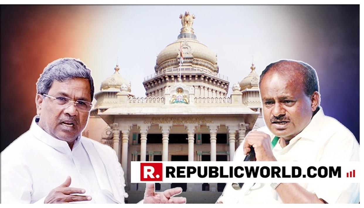 CONGRESS-JD(S) GOVERNMENT IN KARNATAKA IN PERIL AS 4 CONGRESS MLAS TO VOTE AGAINST BUDGET: SOURCES