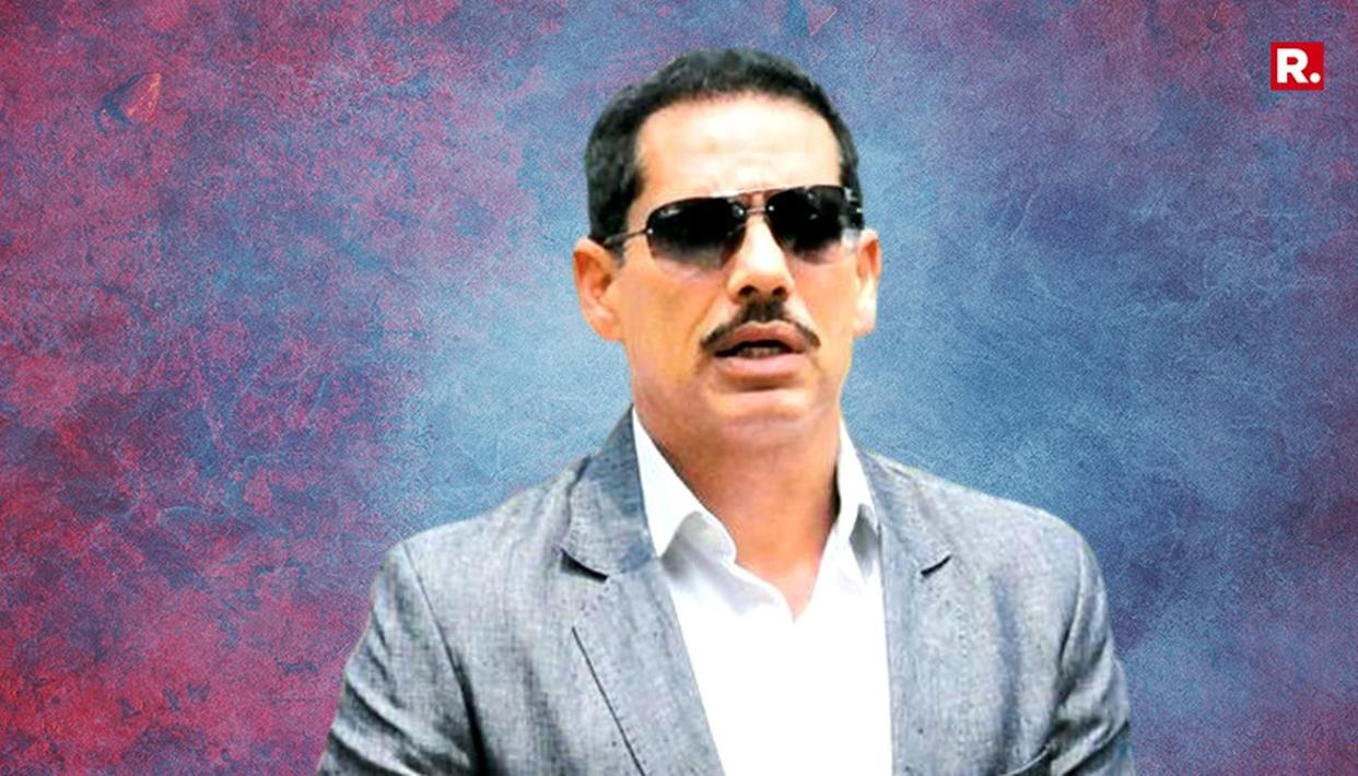 ROBERT VADRA APPEARS BEFORE ED FOR ANOTHER DAY OF QUESTIONING IN MONEY LAUNDERING PROBE
