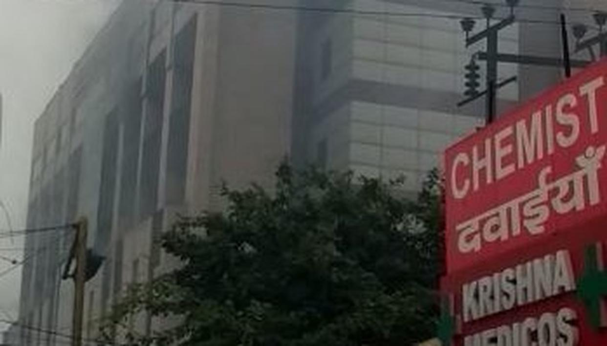 FIRE BREAKS OUT AT METRO HOSPITAL, NOIDA: UPDATES