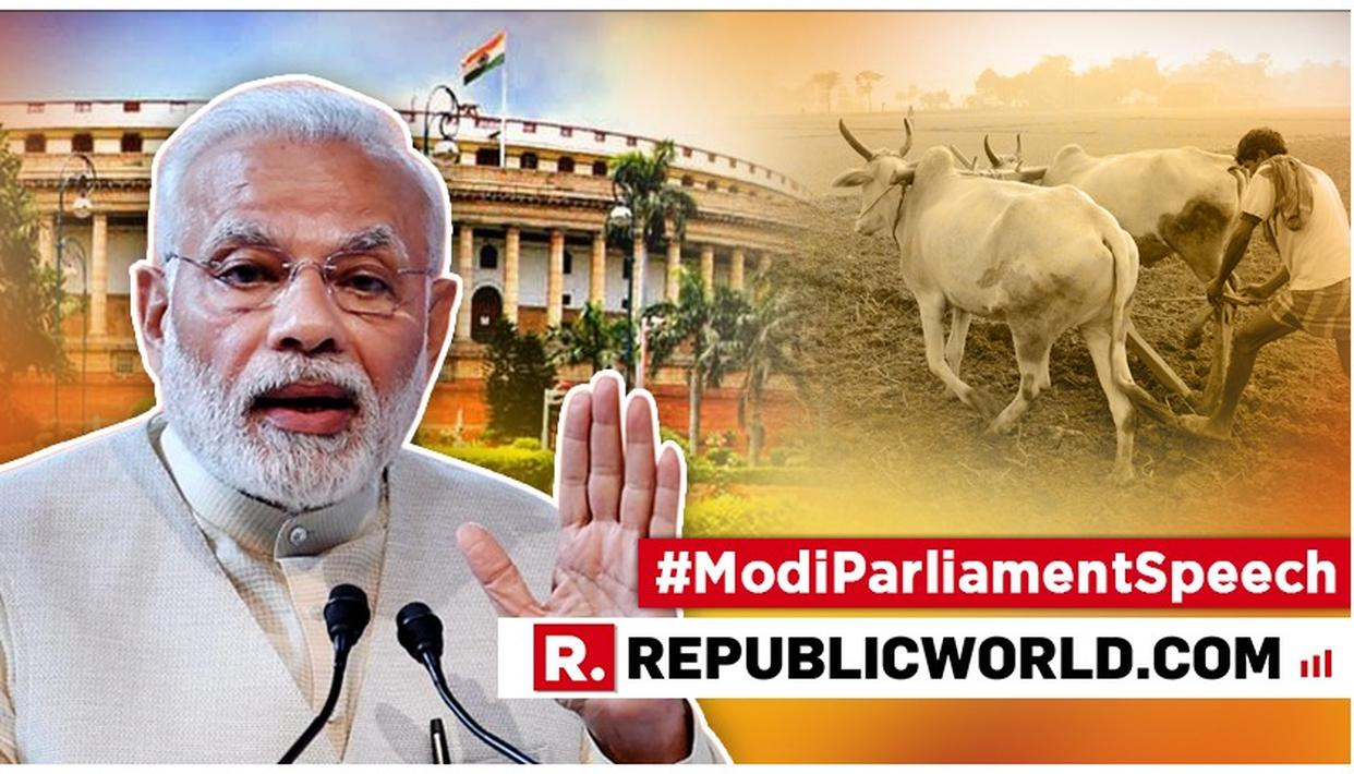 WATCH: MODI HITS BACK AT CRITICS OF HIS GOVERNMENT'S RS 6000/YEAR FARMER INCOME SUPPORT, SLAMS CONGRESS AND DEVE GOWDA ON FARM LOAN-WAIVERS
