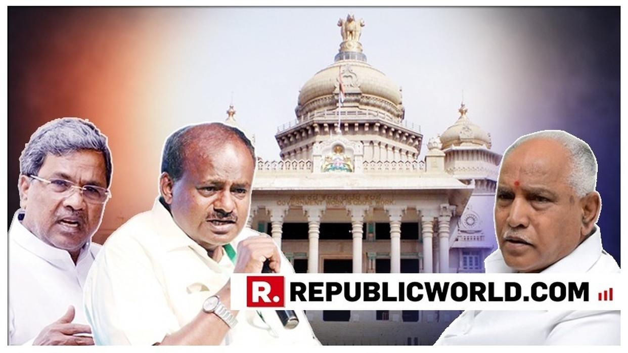LIVE UPDATES: HD KUMARASWAMY MAKES POACHING ALLEGATIONS AGAINST YEDDYURAPPA, SLAMS PM MODI AHEAD OF CRUCIAL BUDGET TEST FOR CONGRESS-JD(S) GOVERNMENT