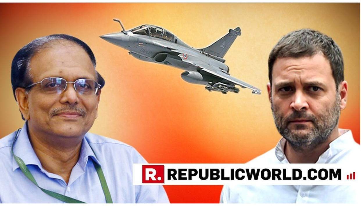 EXCLUSIVE: FORMER DEFENCE SECRETARY G MOHAN KUMAR TEARS INTO RAHUL GANDHI'S LIES, SAYS 'NO PMO INTERFERENCE IN RAFALE PRICING'