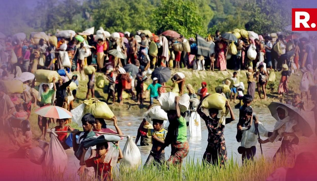 INDIA, BANGLADESH CALL FOR EXPEDITING SAFE AND SUSTAINABLE REPARTITION OF ROHINGYA REFUGEES