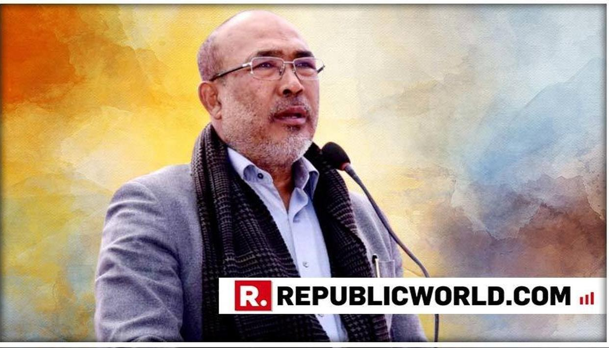 MANIPUR GOVT'S STAND ON CITIZENSHIP BILL NOT DIFFERENT FROM THAT OF PEOPLE: CM