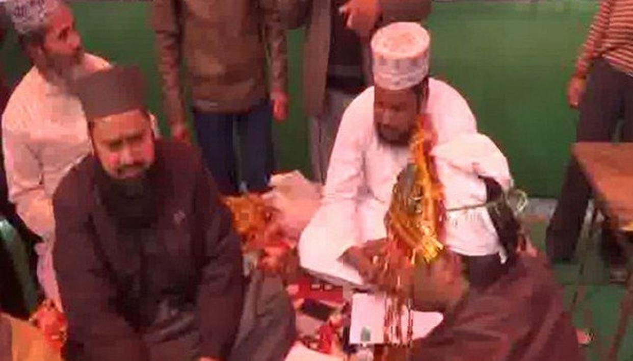 NEARLY 300 COUPLES EXCHANGE VOWS AT MASS WEDDINGS IN UP