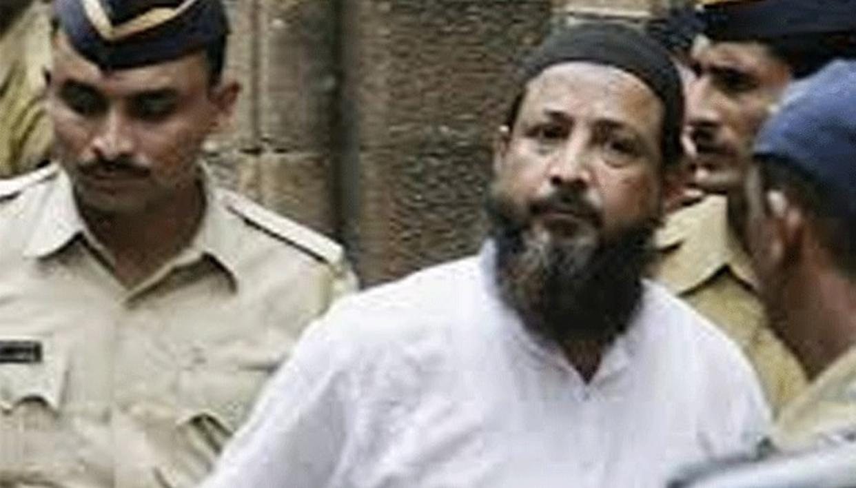 HANIF SYED, SENTENCED TO DEATH IN 2003 MUMBAI TWIN BOMB BLASTS, DIES AT HOSPITAL