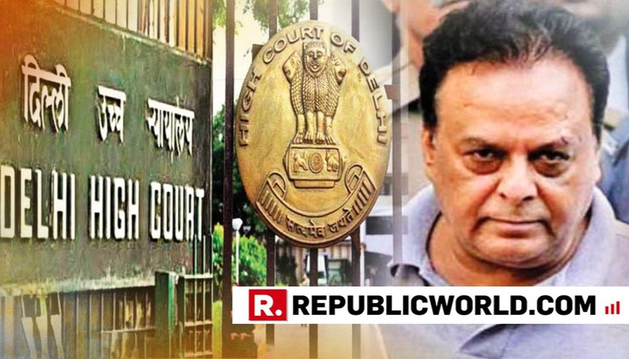 HC ISSUES NOTICE TO MOIN QURESHI ON CBI'S PLEA FOR HIGHER SECURITY DEPOSIT TO TRAVEL ABROAD