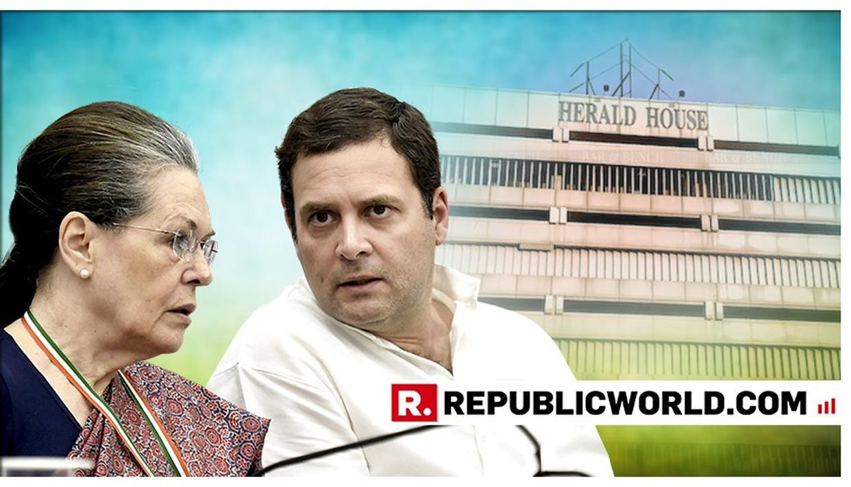 TROUBLE MOUNTS FOR GANDHIS AS GOVERNMENT SEEKS LIFTING OF CORPORATE VEIL IN NATIONAL HERALD CASE