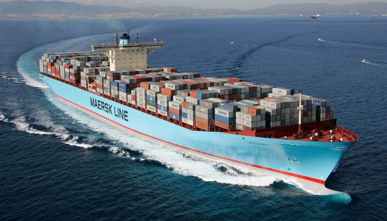 SHIPPING GIANT MAERSK TO START USING GANGA WATERWAY FROM FEB 12