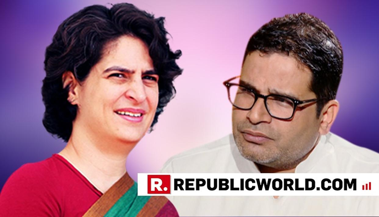 """NOBODY HAS MAGIC WAND"": PRASHANT KISHOR ON PRIYANKA GANDHI VADRA IMPACT FOR CONGRESS"