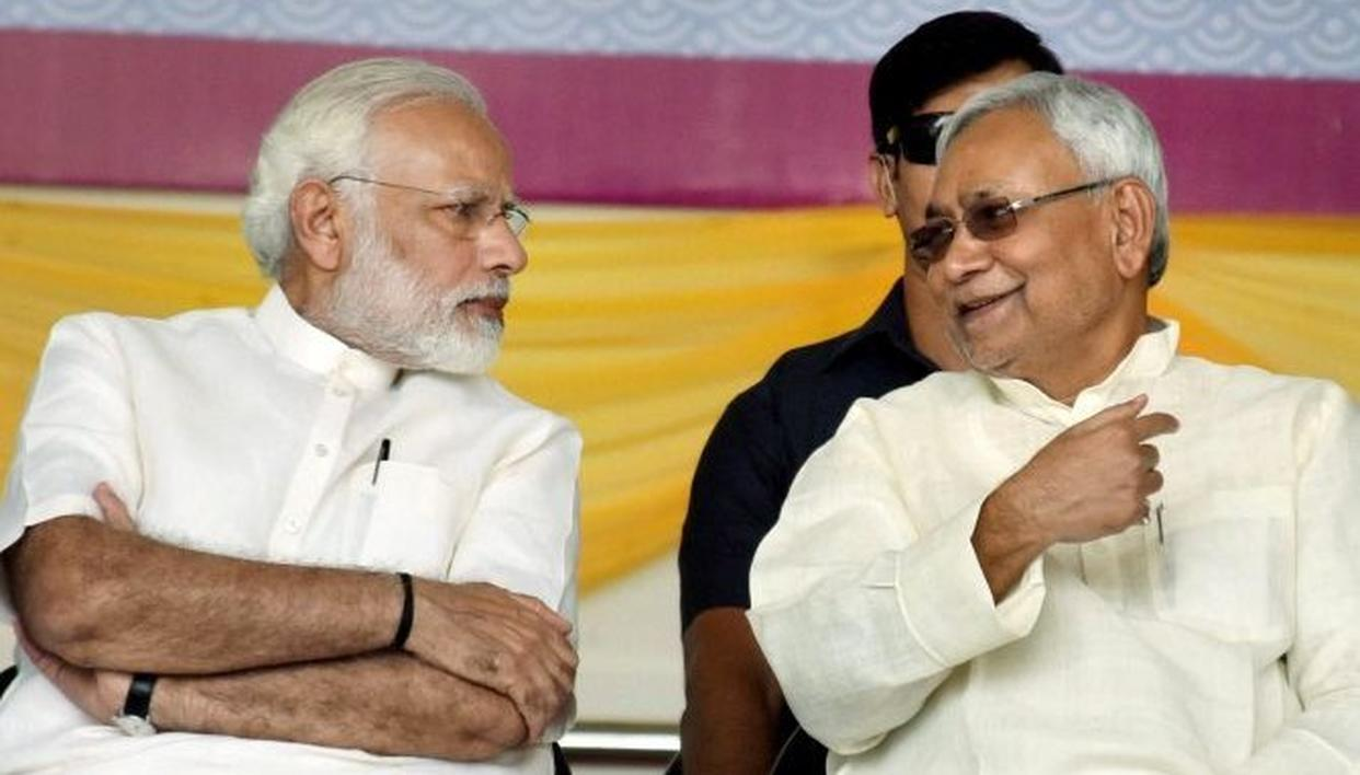 MODI TO RETURN AS PM: PRASHANT KISHOR