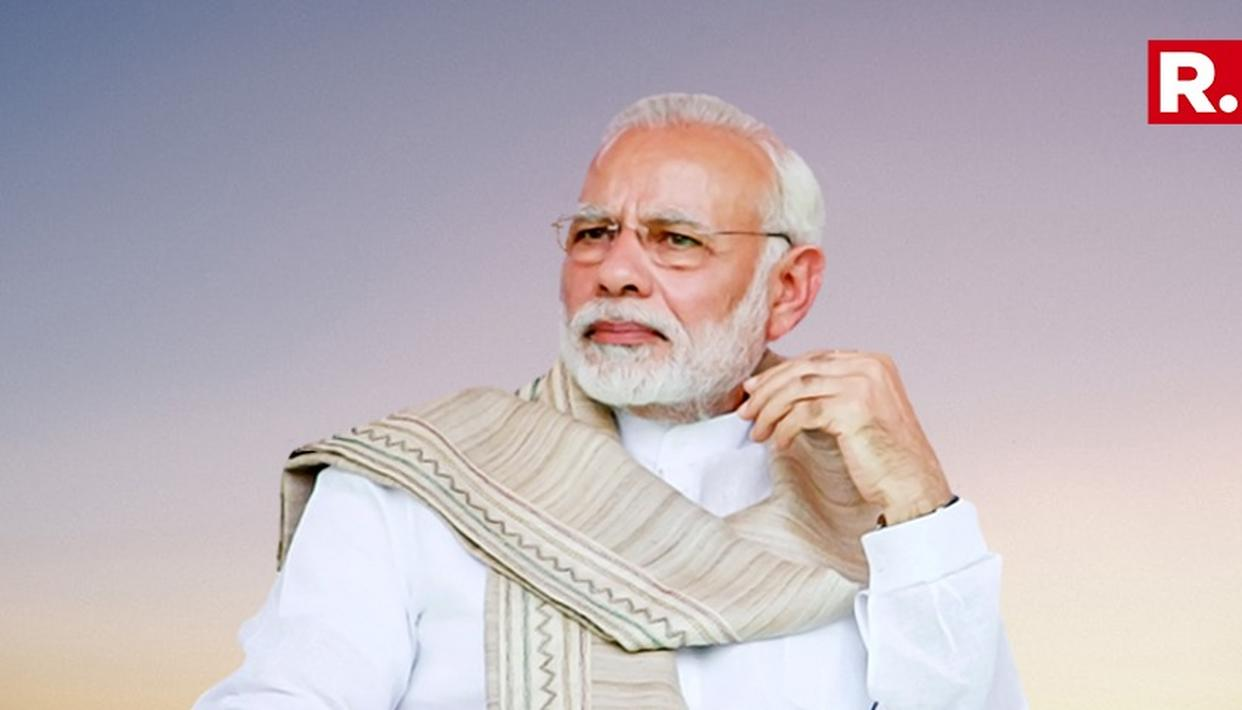 OVER 1,800 MEMENTOS RECEIVED BY PM NARENDRA MODI AUCTIONED; MONEY TO BE USED FOR CLEANING GANGA
