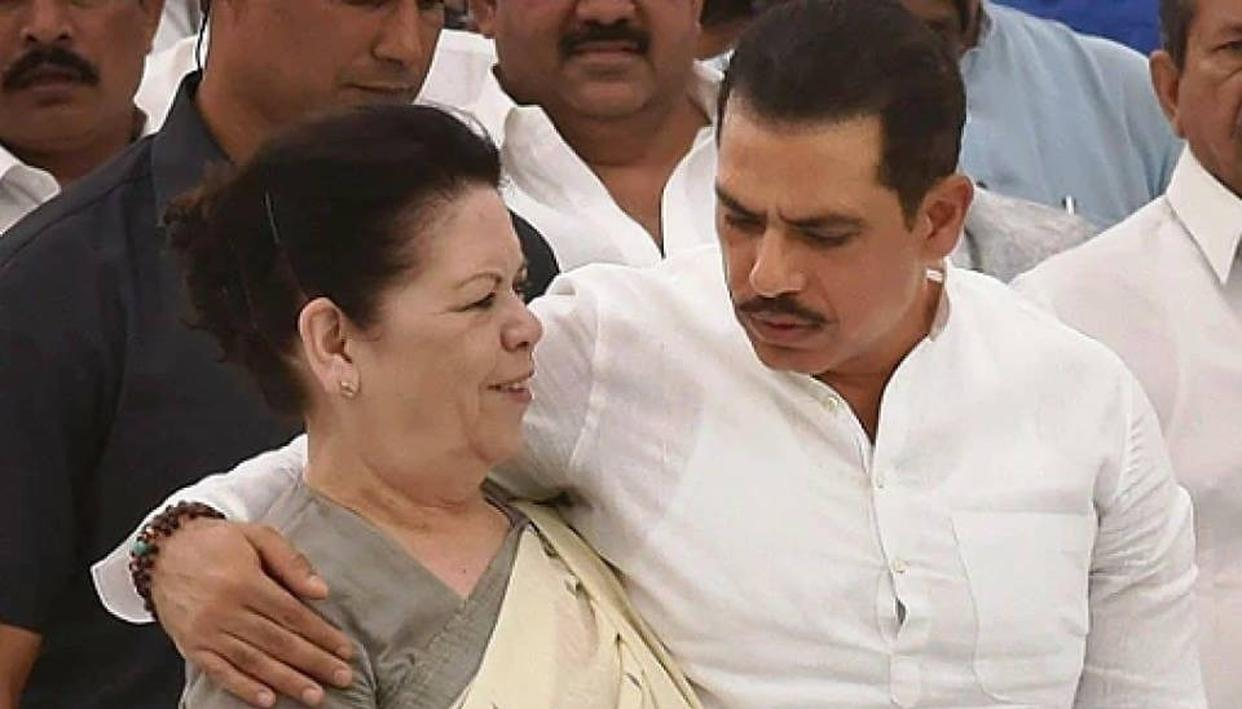 VADRA PLAYS EMOTION CARD AHEAD OF JAIPUR ED APPEARANCE