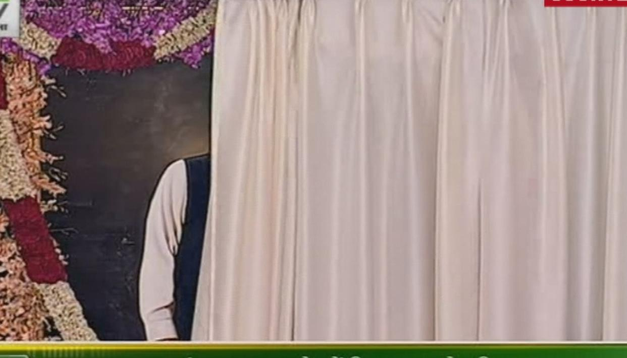 WATCH: VAJPAYEE'S PORTRAIT UNVEILED IN PARL'S CENTRAL HALL
