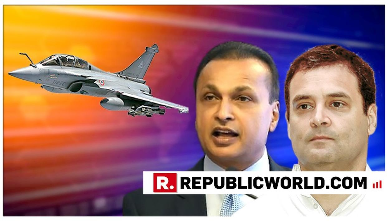Your letter is about helicopters not jet fighters: Anil Ambani's Reliance accuses Rahul Gandhi of ignoring reality after latest Rafale crusade