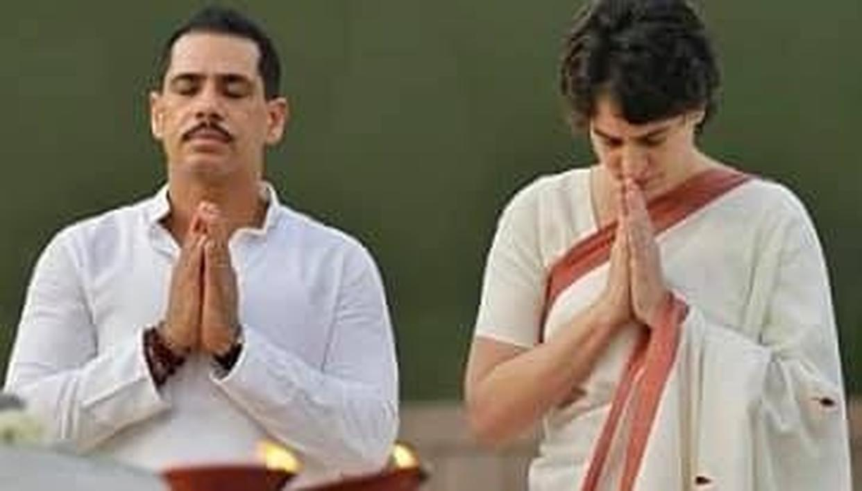 WATCH: HERE'S WHAT CONGRESS GENERAL SECRETARY PRIYANKA GANDHI HAS TO SAY ABOUT HER HUSBAND ROBERT VADRA'S ED INTERROGATION