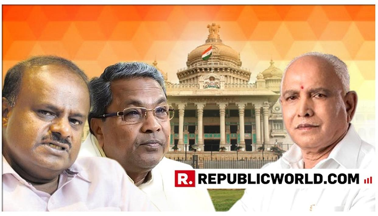 ON JD(S)' AUDIO TAPES CLAIMING POACHING BY BJP LEADERS, PARTY TO PETITION KARNATAKA ASSEMBLY SPEAKER FOR JUDICIAL INQUIRY