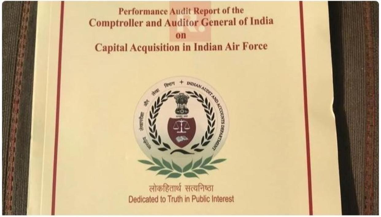 रिपब्लिक ने राफेल पर CAG रिपोर्ट किया एक्सेस: NDA का सौदा UPA के गैर-सौदे से 2.86% सस्ता है