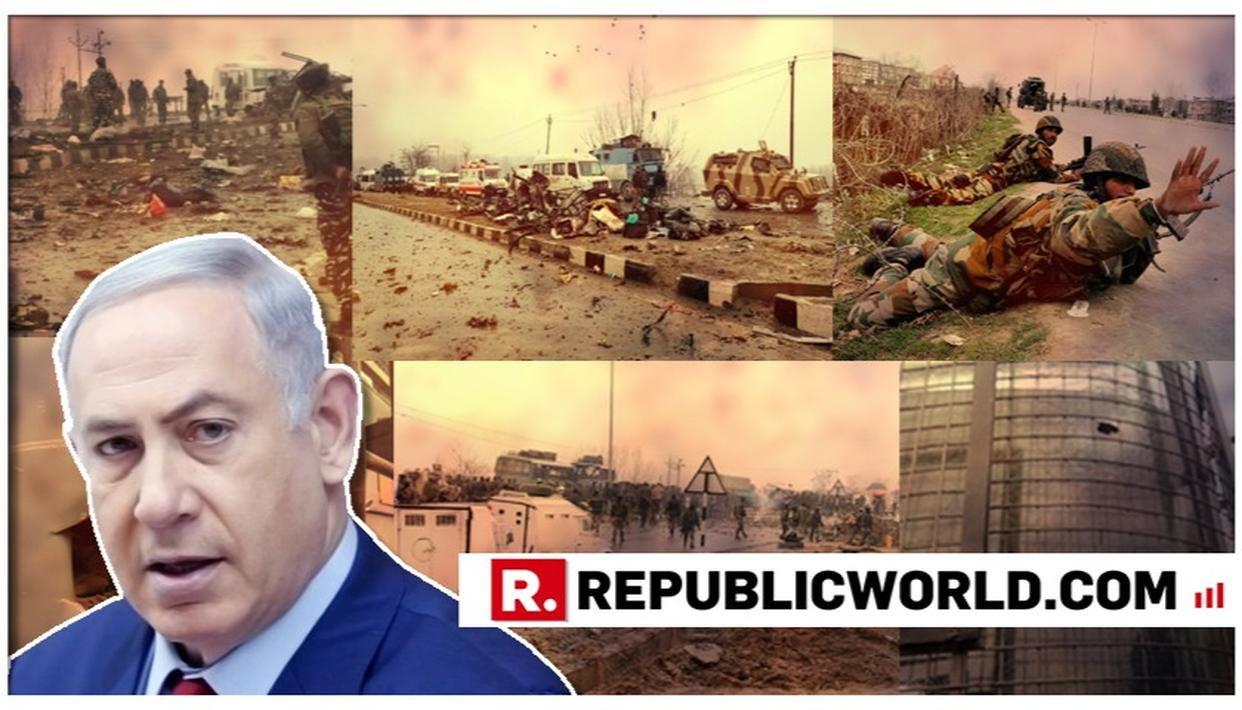 'ISRAEL STANDS BY INDIA' STATES ISRAELI AMBASSADOR CONDEMNING THE TERROR ATTACK IN PULWAMA PERPETRATED BY PAKISTAN-BACKED JAISH-E-MOHAMMAD