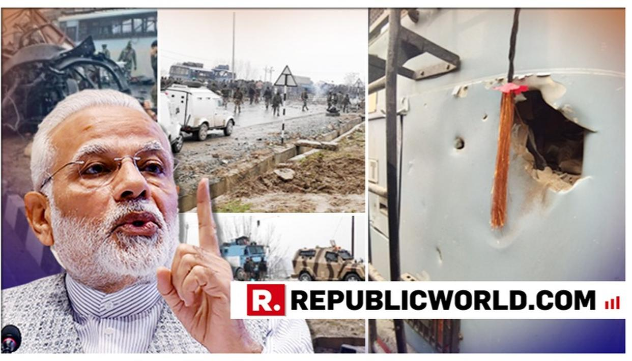 WATCH: PM MODI ISSUES DIRECT WARNING TO PAKISTAN AFTER PULWAMA TERROR ATTACK, TELLS IT ITS NEFARIOUS DESIGNS WILL NEVER SUCCEED