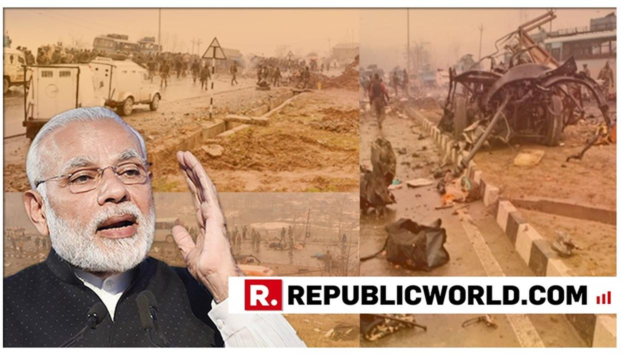 WATCH: PM MODI APPEALS TO POLITICAL PARTIES FOR SOLIDARITY AFTER PULWAMA TERROR ATTACK, SAYS WORLD MUST KNOW INDIA IS UNITED IN FACE OF TERROR