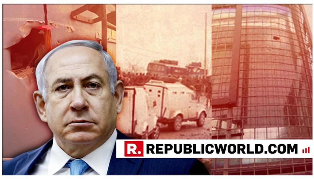 'WE STAND WITH THE PEOPLE OF INDIA', SAYS ISRAEL PM BENJAMIN NETANYAHU, SHOWING SOLIDARITY AGAINST COWARDLY PULWAMA ATTACK PERPETRATED BY PAK-BACKED JAISH-E-MOHAMMAD