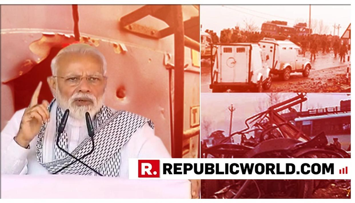 PM MODI ATTACKS OPPOSITION FOR NEGLECTING NEED OF PEOPLE FOR LAST 70 YEARS