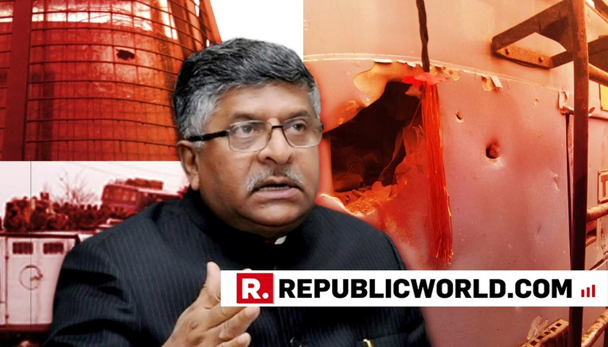 RAVI SHANKAR PRASAD WELCOMES JAMMU AND KASHMIR GOVERNMENT'S DECISION TO WITHDRAW SECURITY OF SEPARATIST LEADERS