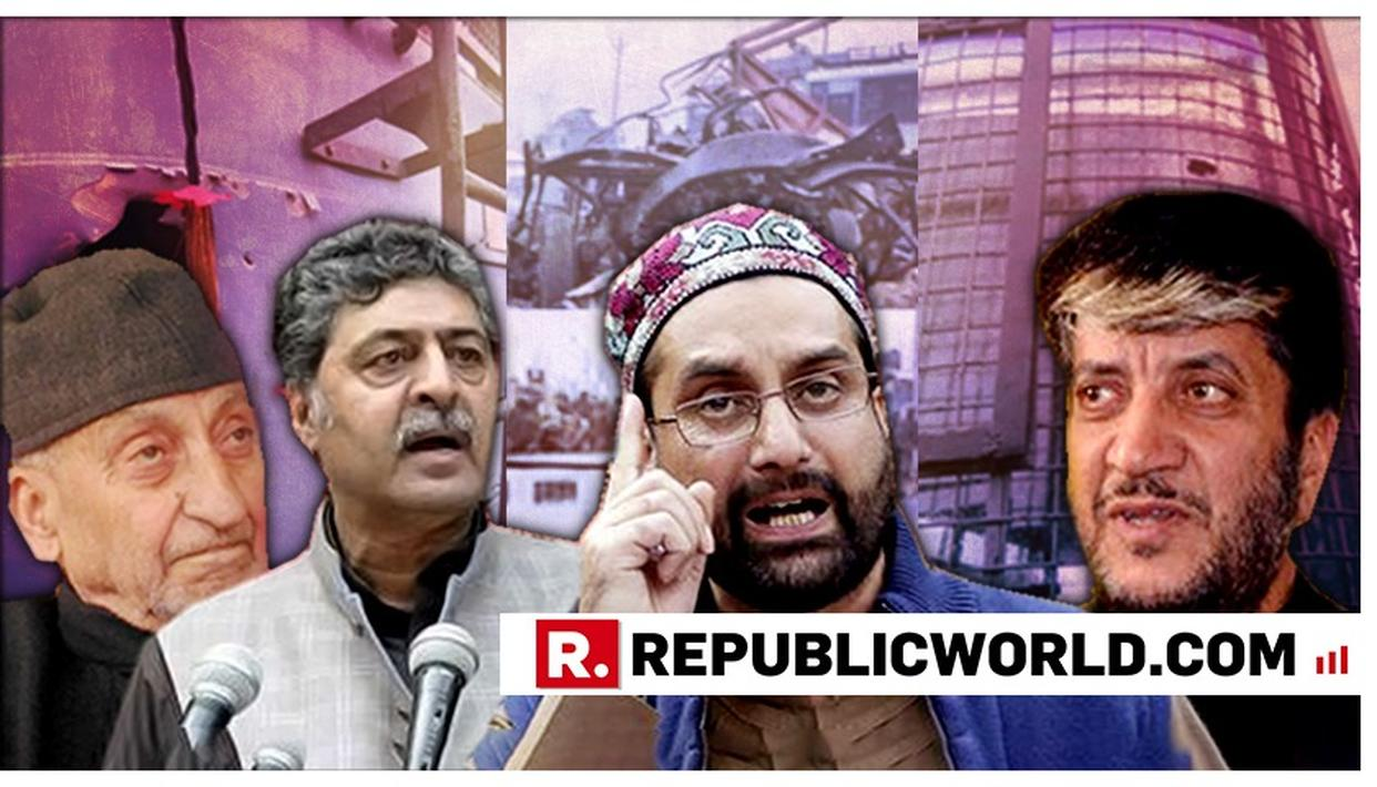 MASSIVE: J&K GOVERNMENT WITHDRAWS SECURITY COVER OF FIVE SEPARATIST LEADERS. READ THE OFFICIAL ORDER HERE