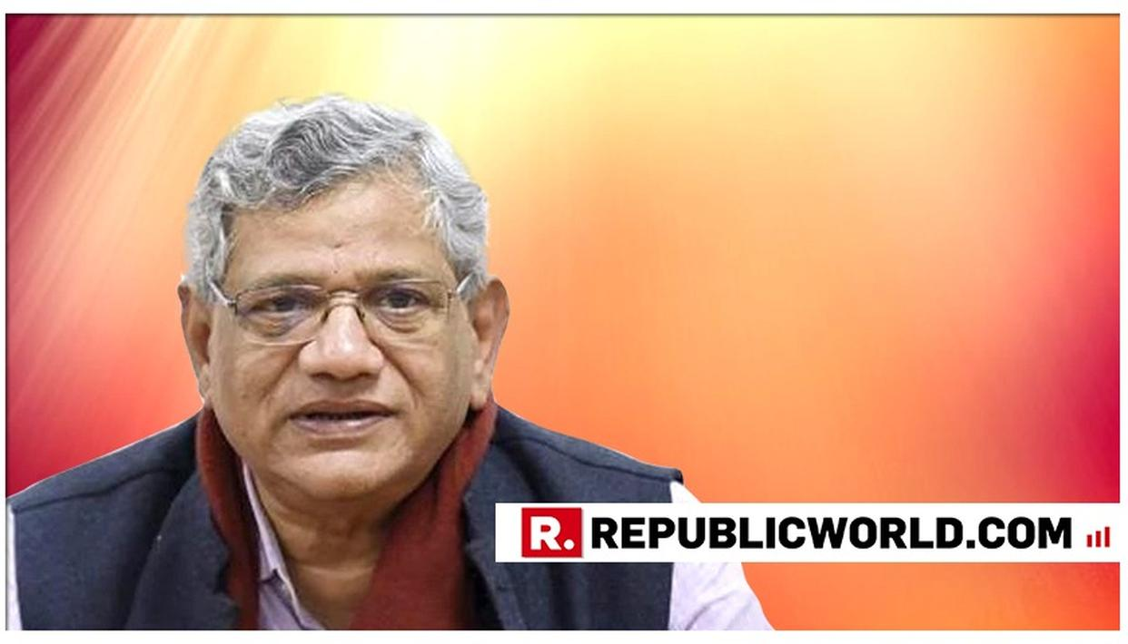 'MAKE IN INDIA', OTHER SCHEMES OF GOVERNMENT MERE RHETORIC: YECHURY
