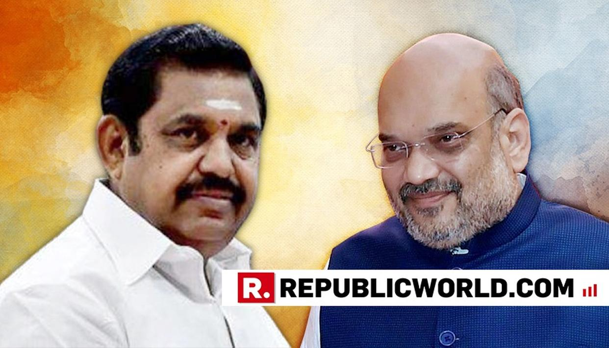 AMIT SHAH, PIYUSH GOYAL TO VISIT TAMIL NADU ON TUESDAY, CONFIRM ALLIANCE WITH AIADMK: SOURCES