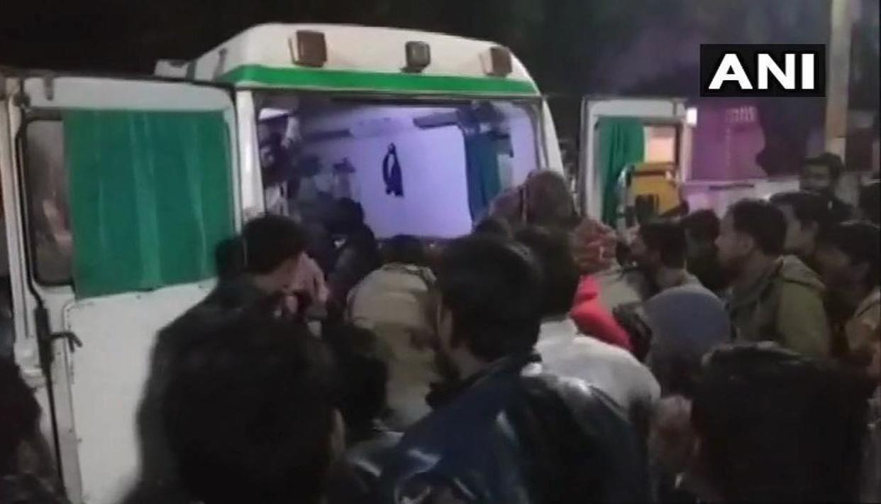 13 KILLED, 15 INJURED AFTER TRUCK MOWS INTO WEDDING PROCESSION IN RAJASTHAN'S PRATAPGARH