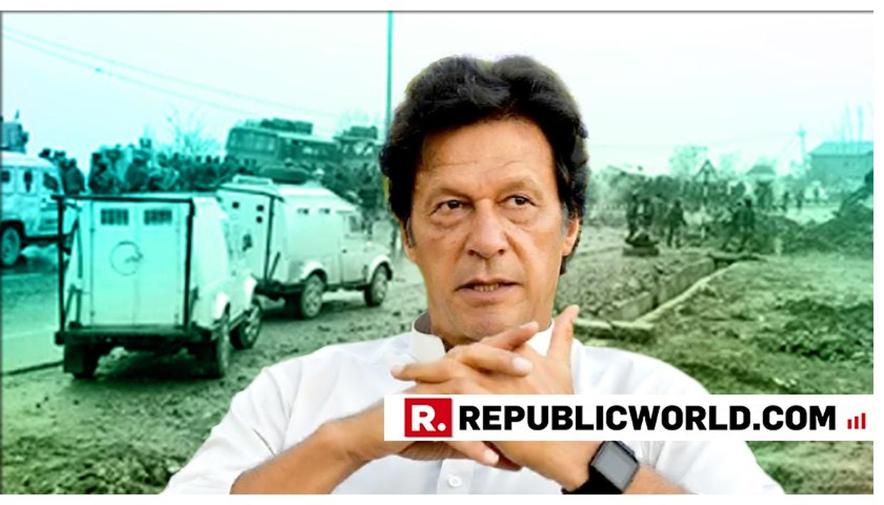 MUST WATCH: HOURS AFTER INDIAN FORCES WARN PAKISTAN, SPOOKED PAK PM IMRAN KHAN PLEADS WITH INDIA SAYING, 'ISSUE SHOULD BE SOLVED THROUGH DIALOGUE'