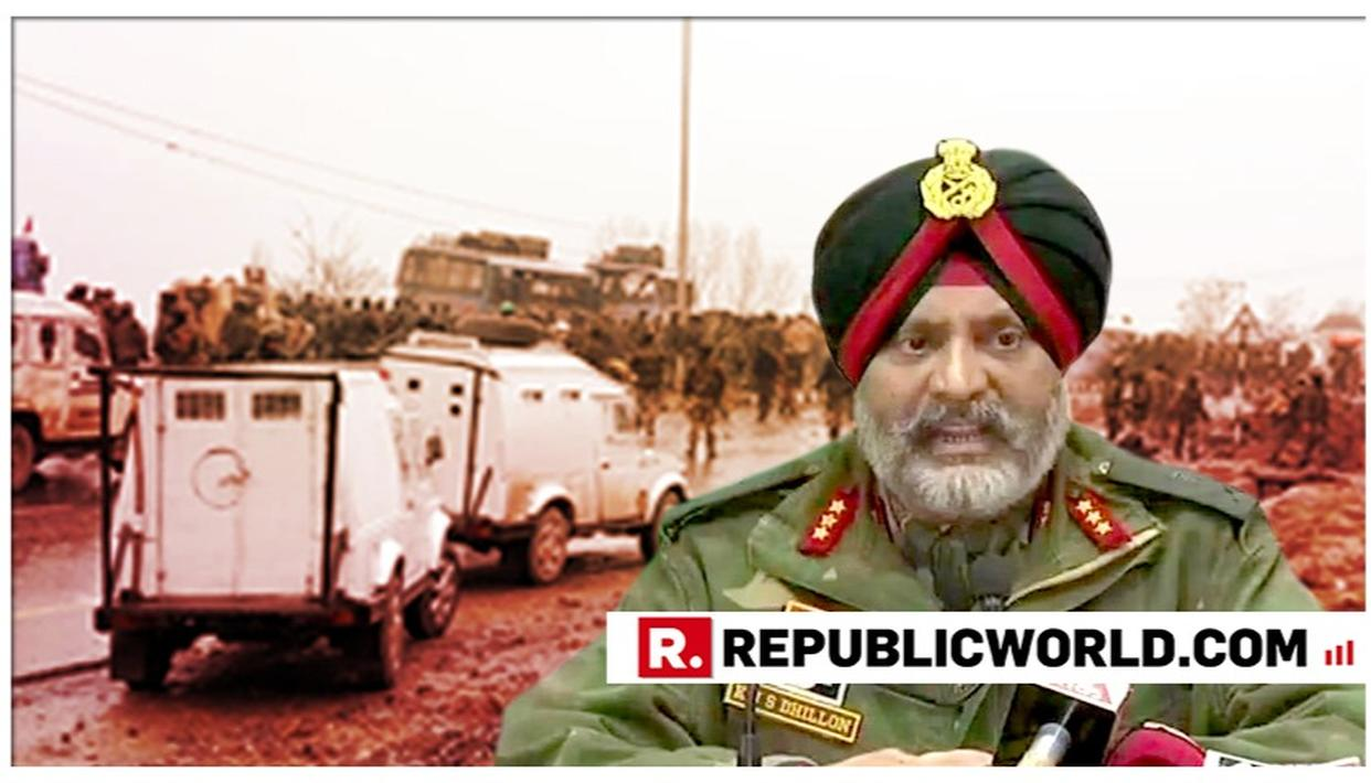 "WATCH: ""LET ANY GHAZI COME, WE'LL HANDLE EVERYTHING"", SAYS LT GENERAL KJS DHILLON"