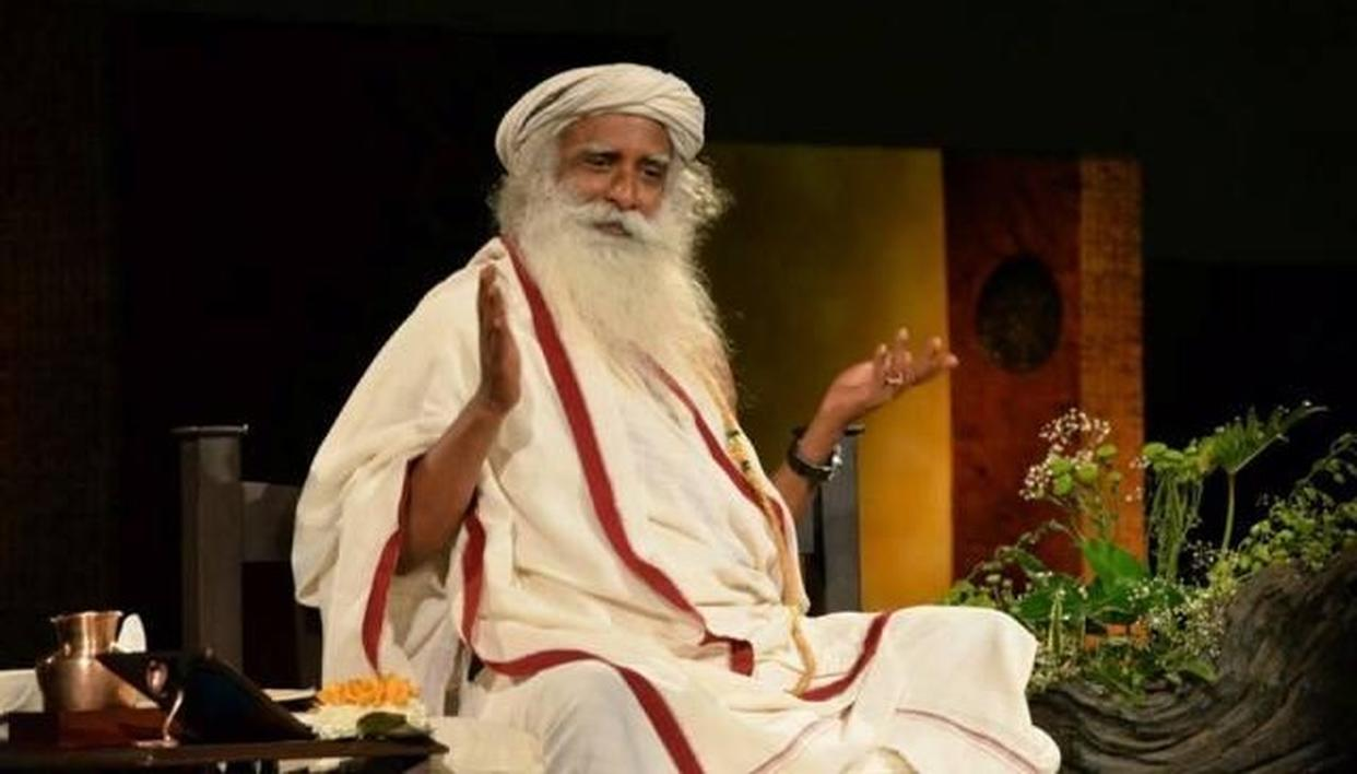 'ENOUGH IS ENOUGH': SPIRITUAL GURU SADHGURU DEMANDS ARTICLE 370 TO BE STRUCK DOWN